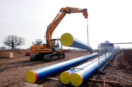 Covenham To Boston Transfer Pipeline