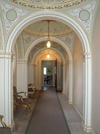 Dumfries House Restoration Ayrshire