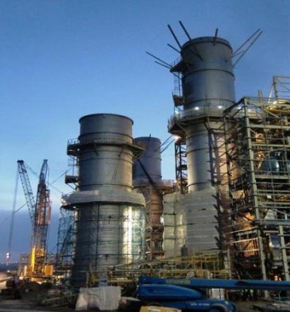 Pembroke Power Station- UK's largest combined cycle power plant (CCPP)