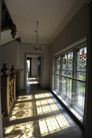 Restoration of Forty Hall in Enfield, North London