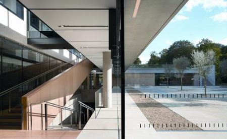 Sainsbury Lab- Cambridge University- RIBA Awards 2012