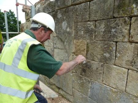 Restoring Howsham Mill- River Derwent- Malton, North Yorkshire