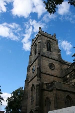 St Barnabas Church in Birmingham- Erdington High Street