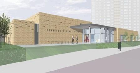 Townhead Village- Community Centre Strathclyde