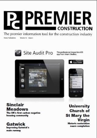 Premier Construction Magazine Issue 18-3
