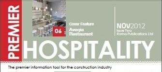 Premier Hospitality- Issue 2- November 2012