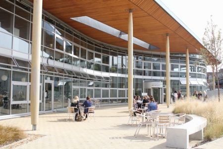 University of Chichester- Campus- Bognor Regis