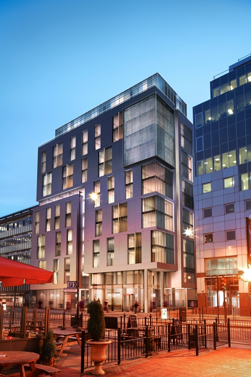 McAleer & Rushe Group- Novotel London Blackfriars