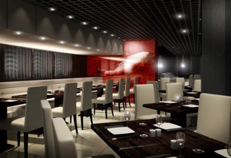 WABI Restaurant- Scott Hallsworth -Kingsway, London
