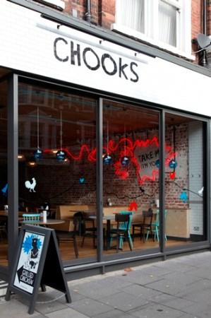 Chooks Restuarant- Muswell Hill, London