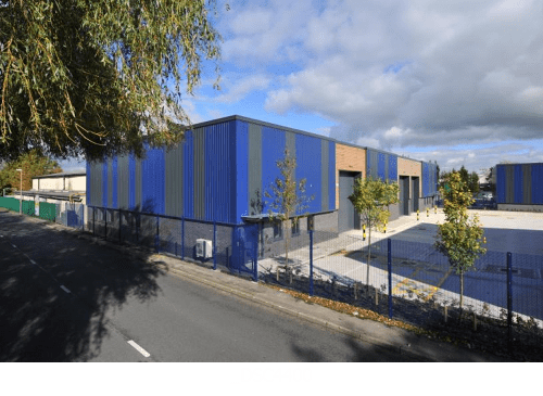 MPV Packing Units- Armstrong Point, UK's first zero energy cost business park, Hindley Green, Wigan