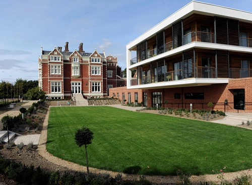 Wivenhoe Edge Hotel- University of Essex's Colchester campus