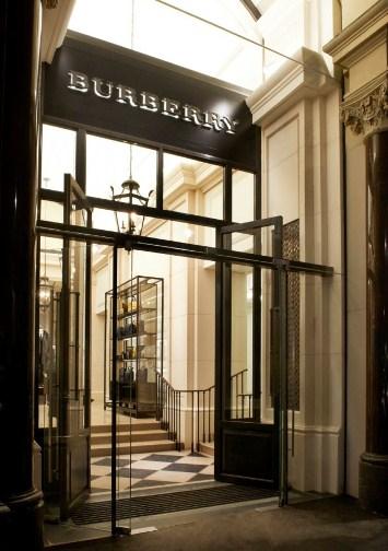 Burberry Knightsbridge & Regent Street