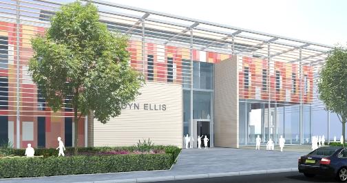 Cardiff University- Hadyn Ellis Medical Research Facility Building