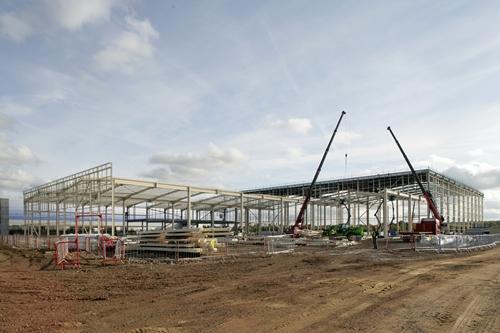 AG Barr Production Warehouse- Milton Keynes