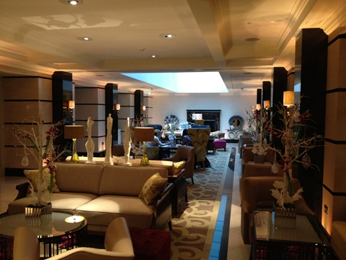 the InterContinental London Westminster Hotel