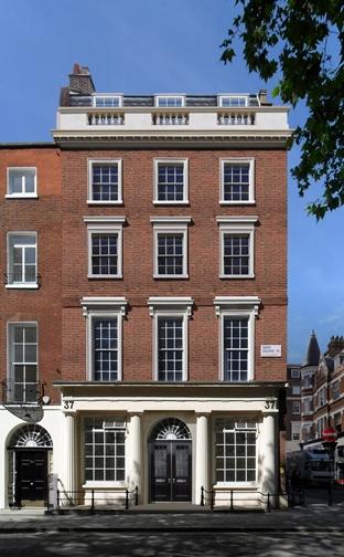 37 Soho Square- London