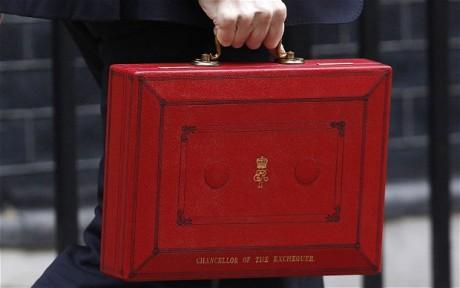George Osborne- 2013 Budget Special