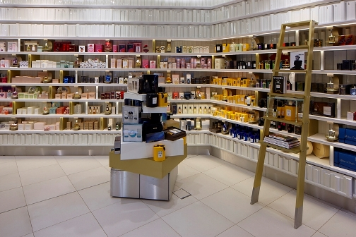 Harvey Nichols Beauty Bazaar in Liverpool ONE