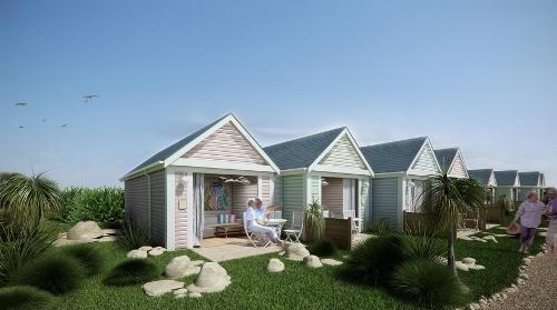 Warner Leisure Hotels- Gunton Hall Holiday Village- Suffolk