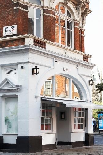 No 11 Pimlico Road- London