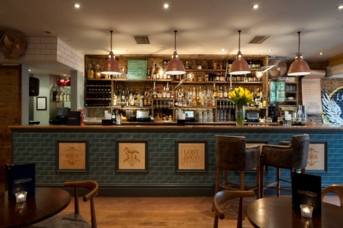 Lost & Co Restaurant, Putney