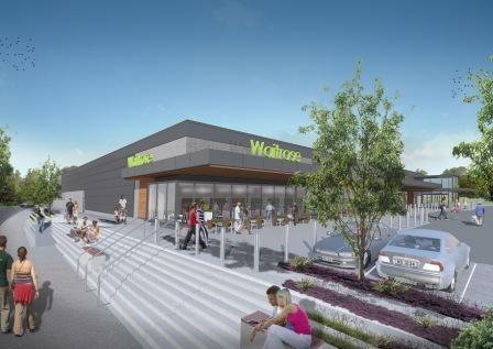 New Waitrose- Milngavie - Glasgow