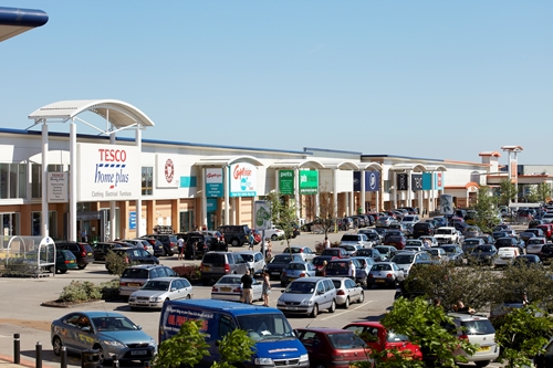 Victoria Retail Park, Nottingham