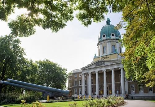 Imperial War Museum- First World War Centenary