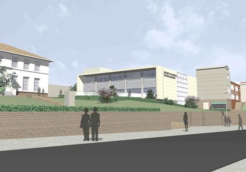 University of Glamorgan- University of Wales, The University of South Wales
