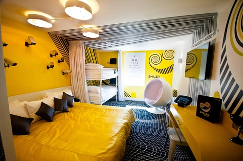Moon Voyager Room- Alton Towers Hotel