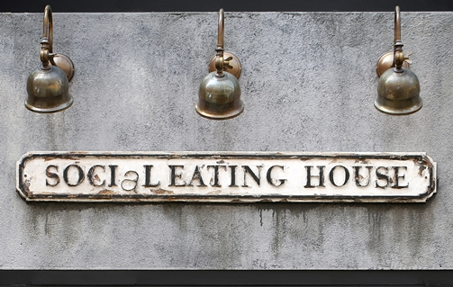 Social Eating House - Jason Atherton - 58 Poland Street, London