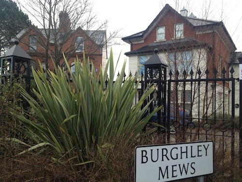 Burghley Mews- Belfast, NHBC Awards 2013