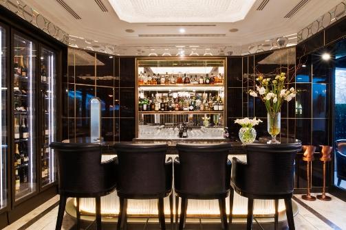Wellesey Crystal Bar- No.11 Knightsbridge, London,