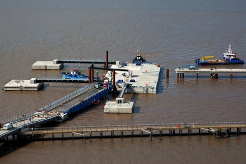 Grimsby River Terminal