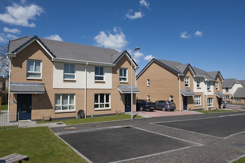 Auchinnairn Gate  Bishopbriggs  Housing
