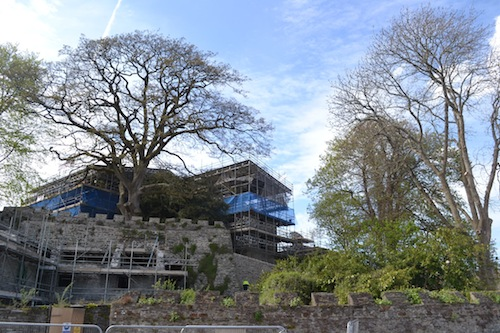 Cardigan Castle- Heritage