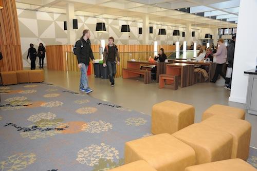 New Student Centre London South Bank University