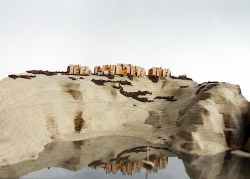 Cliff Top Dwellings- Jersey
