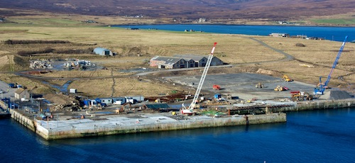 Three Port Strategy: Lyness