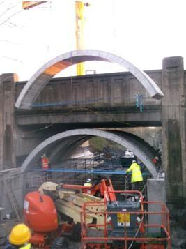 Jubilee Bridge, Manchester