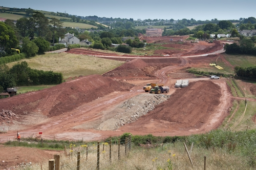 A380 South Devon Link Road- Bypass for Kingskerswell