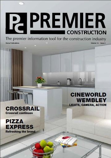 Premier Construction Magazine Issue: 19-5