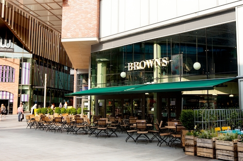 Browns Liverpool- Liverpool One