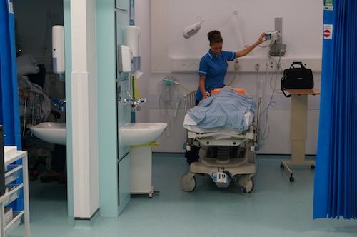 Tresliske Hospital, Royal Cornwall Hospital