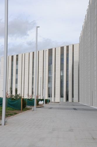 The Scottish Crime Campus at Gartcosh
