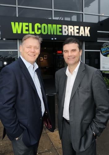 Harry Ramsden's & Welcome Break