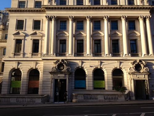 Villandry, Waterloo Place, London