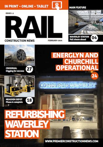 Rail Construction News- Issue 1-1