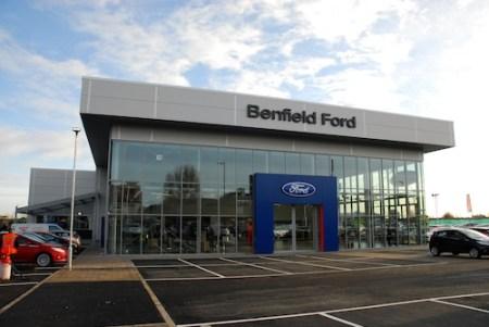 Benfield Ford Car Showroom, Newcastle Road, Sunderland